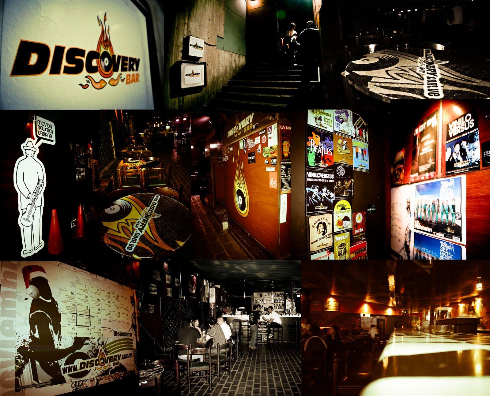 Discovery Bar, la rumba en vivo