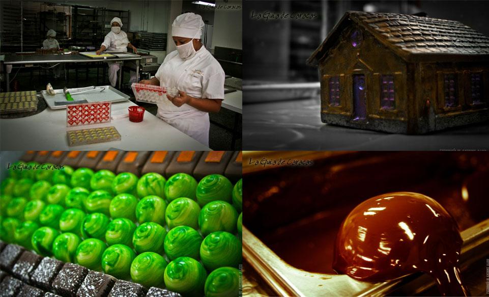 Fabrica de Chocolates KaKao, bombones venezolanos