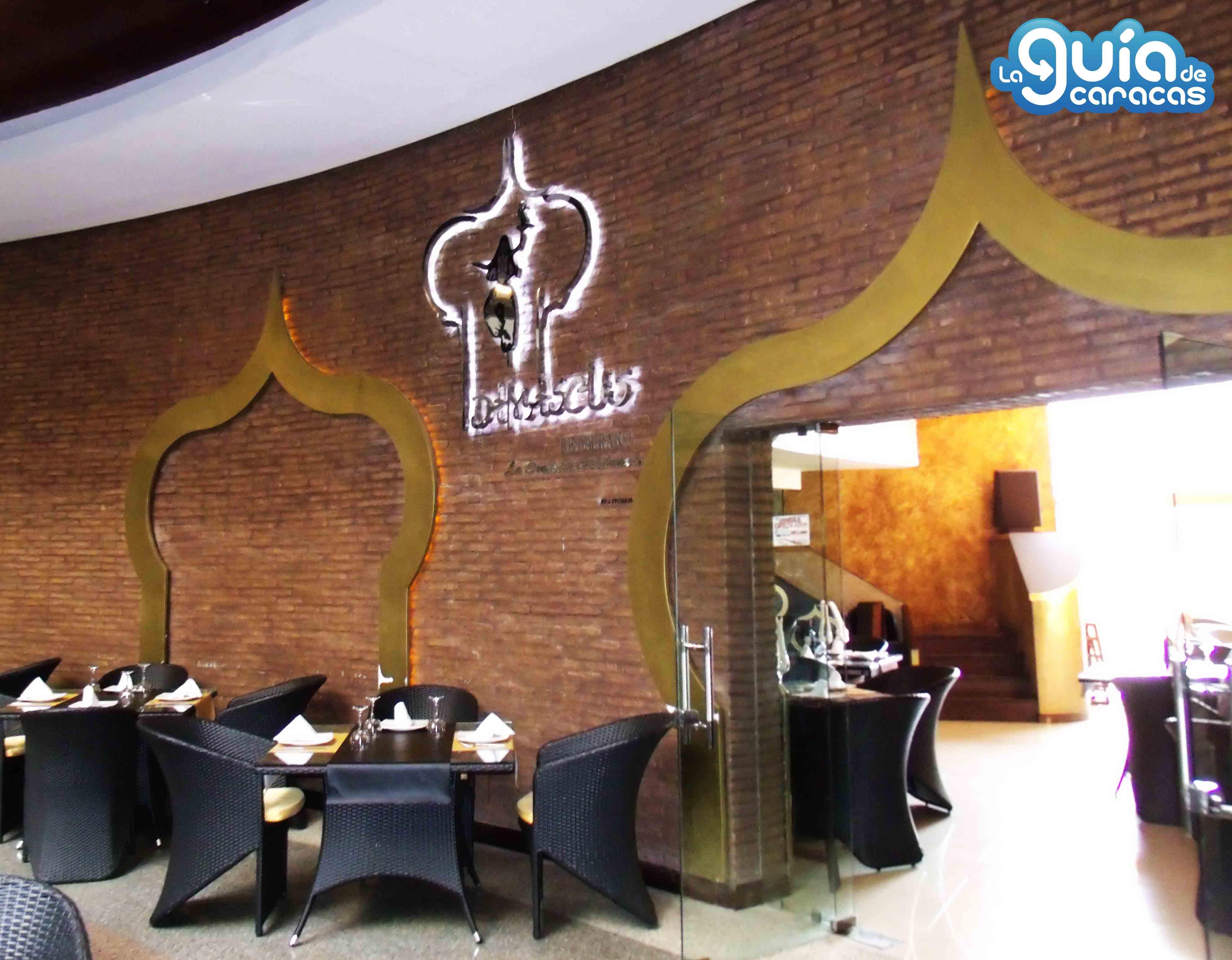 Restaurante Damascus, tradición en comida siria