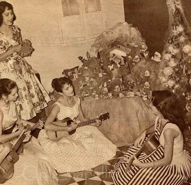 Historias Chicas de Caracas: «Navidades Añejas» Por Don Eliseo