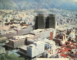 Centro Simón Bolívar El Silencio. 1952