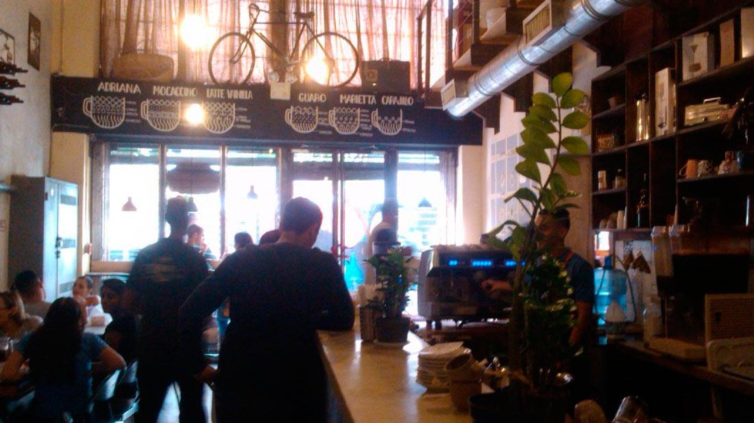 Artesano Cafetería, el rincón dulce del Centro