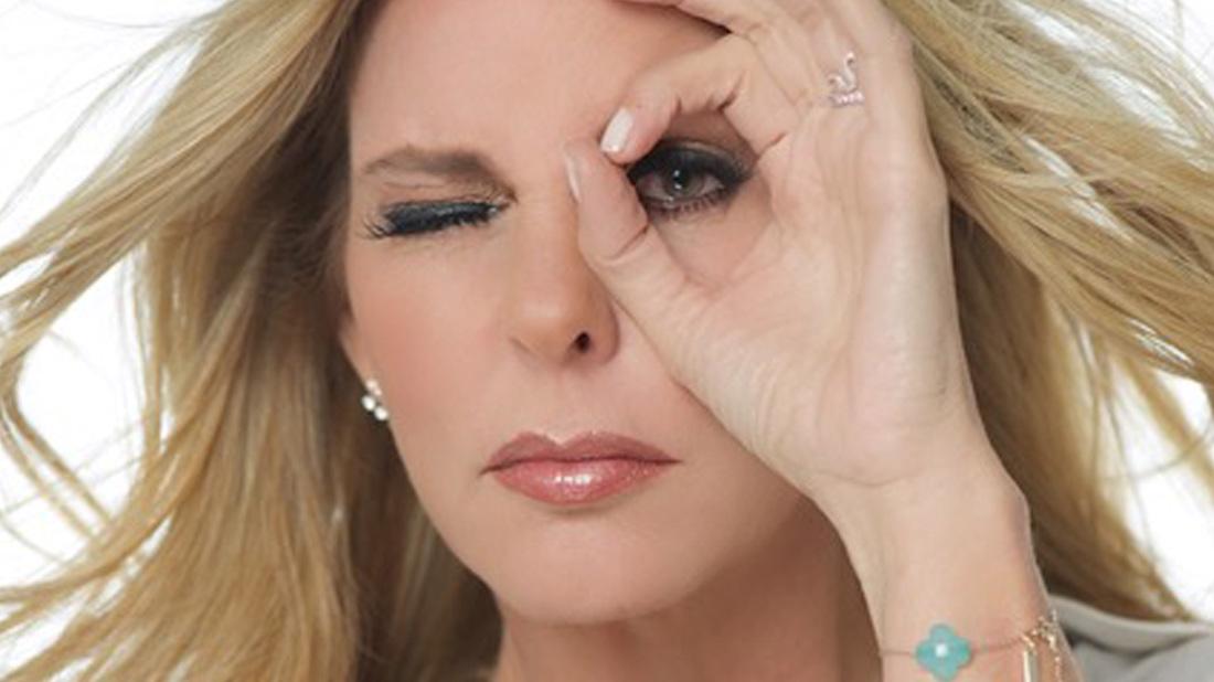 Marty González, una mujer que se llena de energía observando Caracas