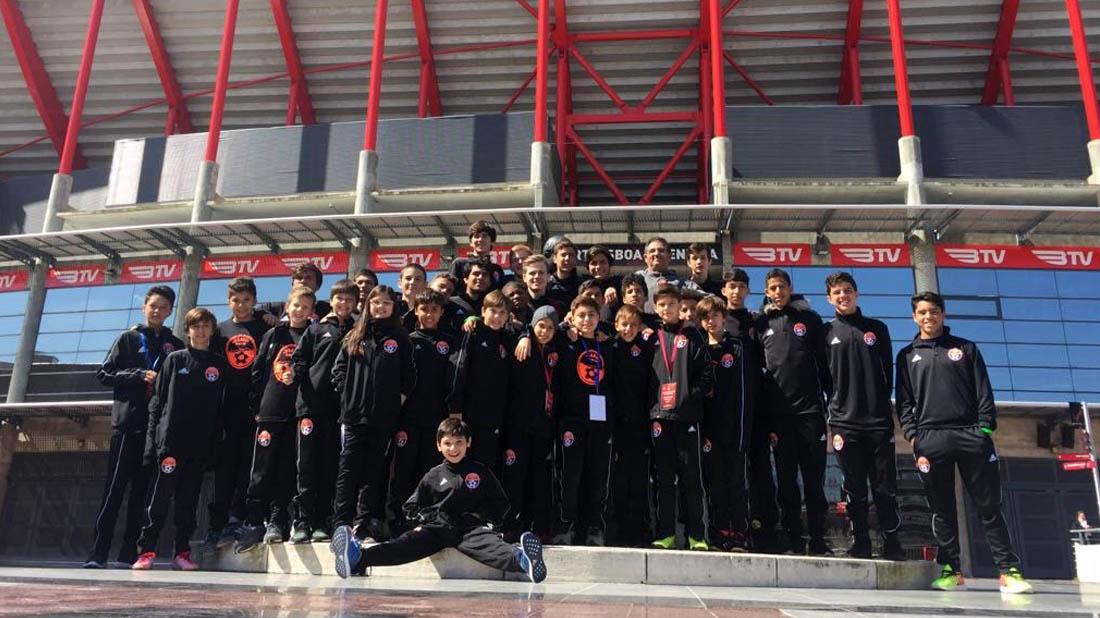 Sueños, energía y mucha esperanza iluminaron los corazones tricolores del Paria Sport Club