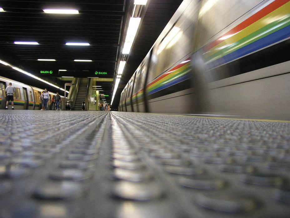 Crónicas de terror del Metro de Caracas
