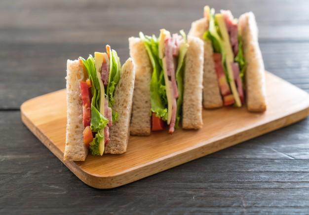 5 lugares para comer Sándwiches en Caracas
