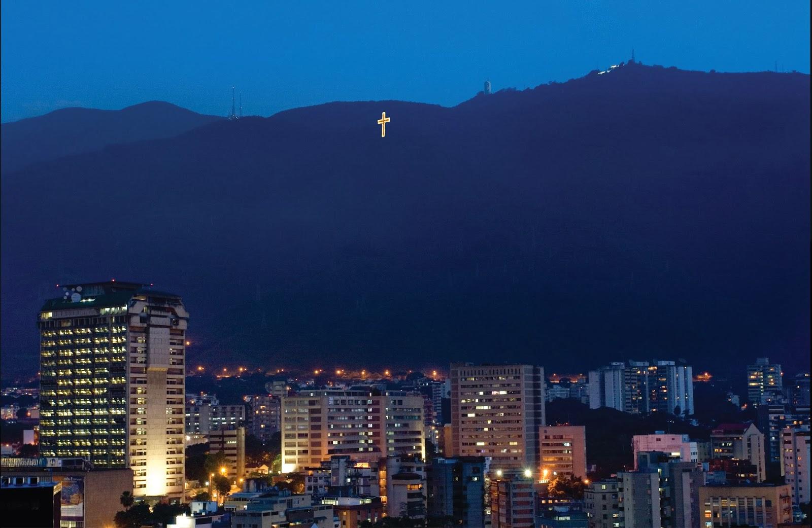 Cruz del Ávila, un símbolo de víspera de navidad