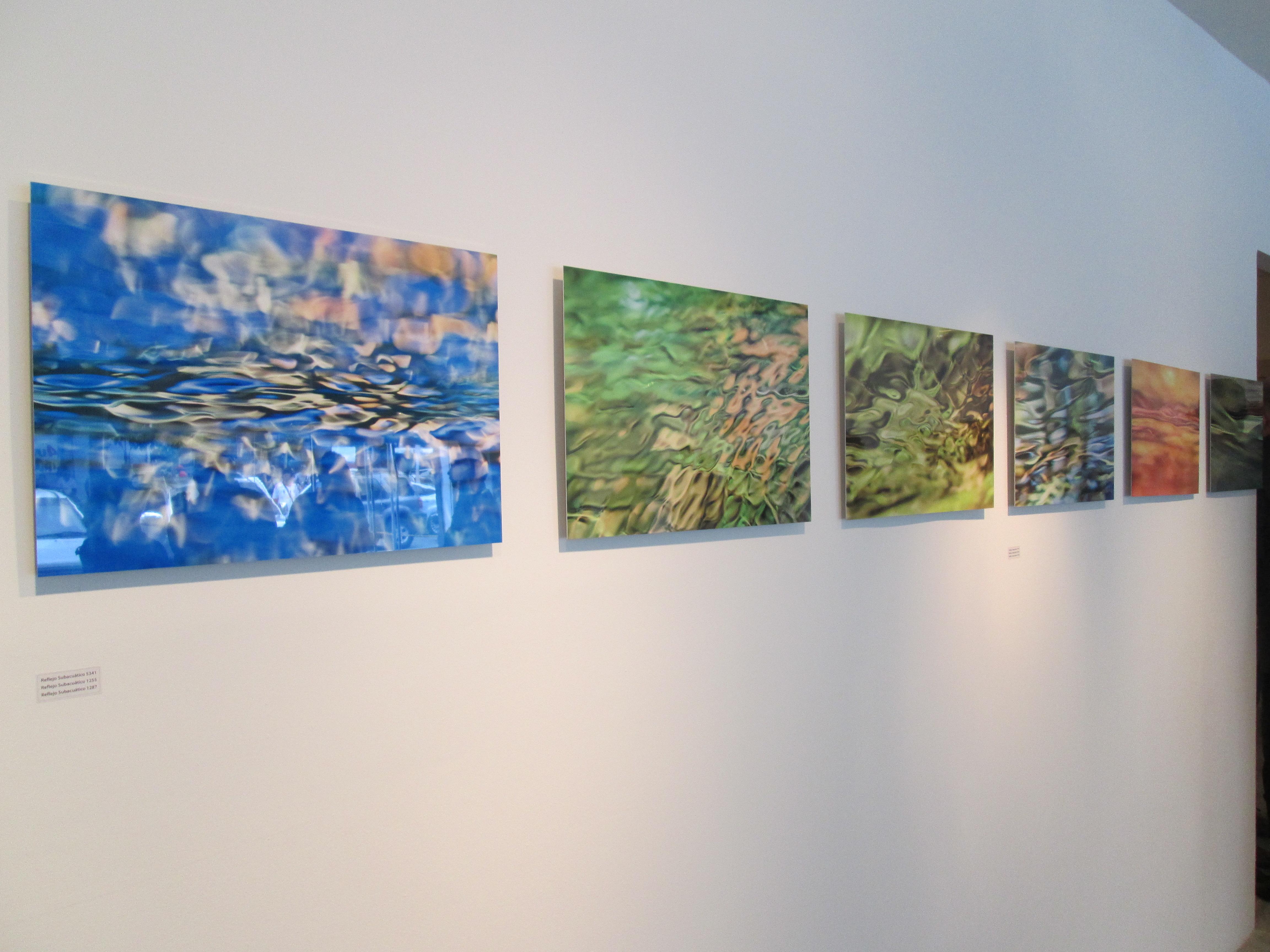 Ivan Mikolji nos revela la belleza que se encuentra bajo el agua en la exposición H2O, dentro de la Galería Espacio 5