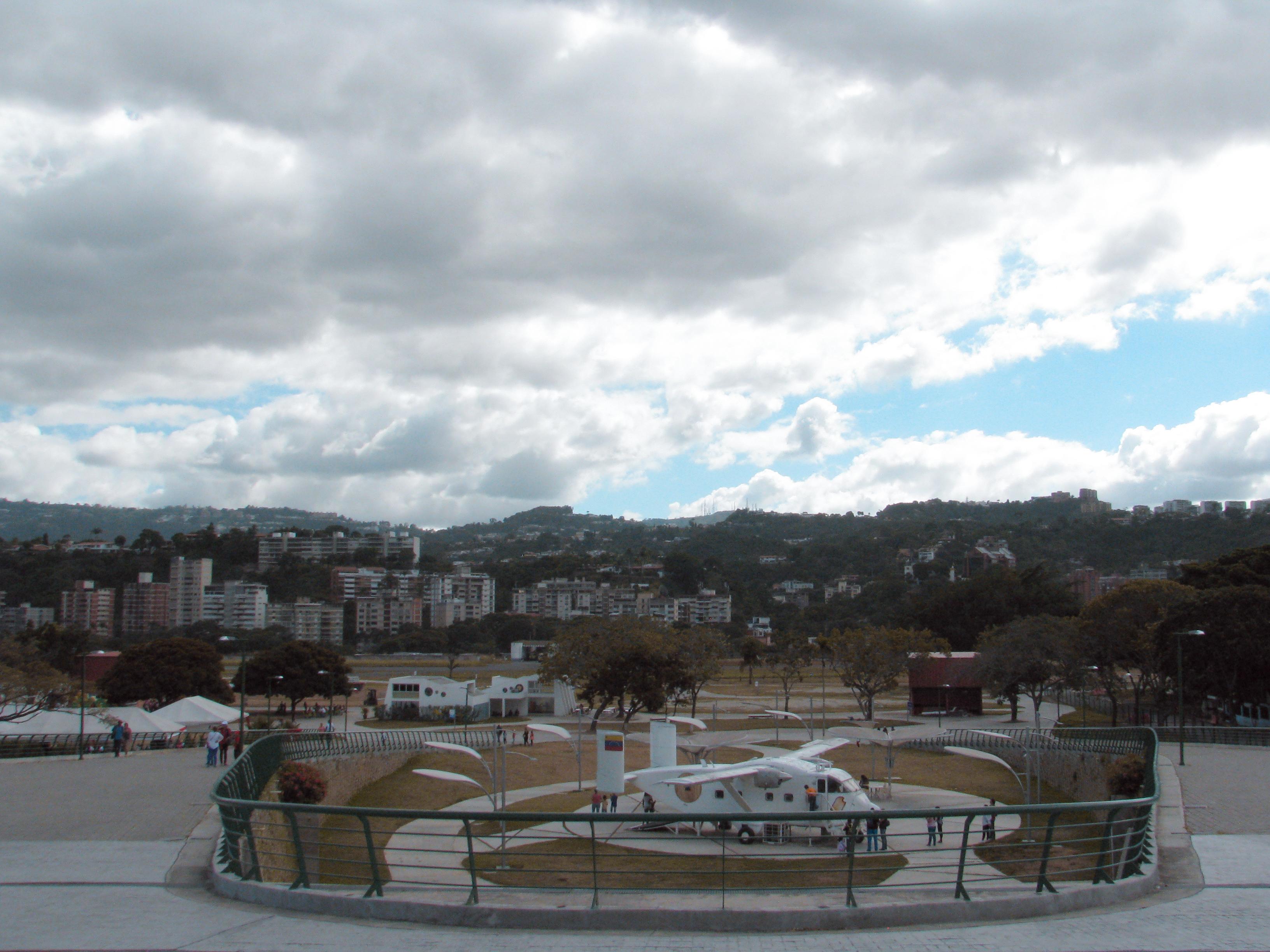 Un día en el parque Simón Bolívar