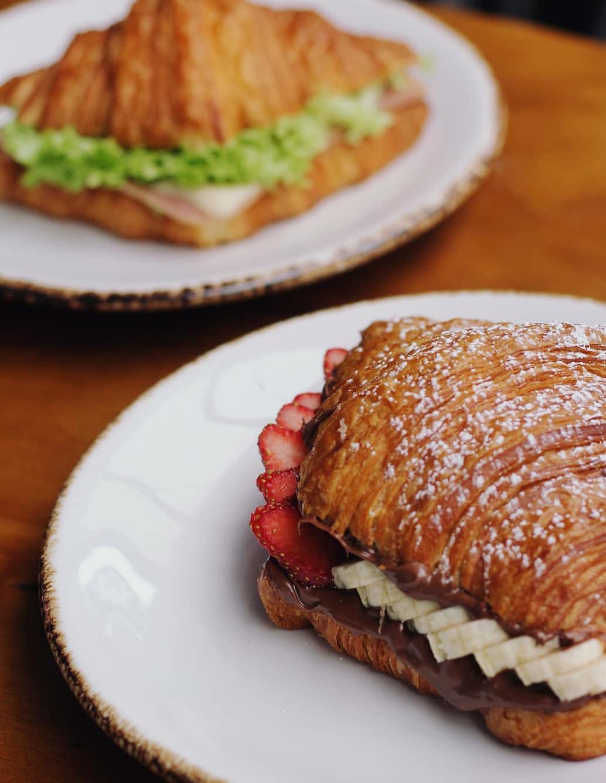 Croissant en Caracas: No importa si es Dulce o Salado un Croissant siempre será tu aliado