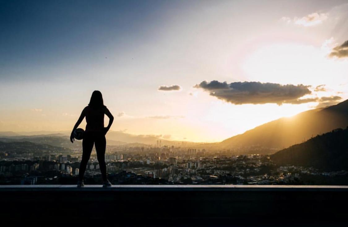 Verónica Herrera: «Caracas es mi casa»
