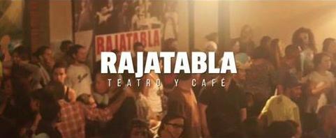 Throw Back al Café Rajatabla