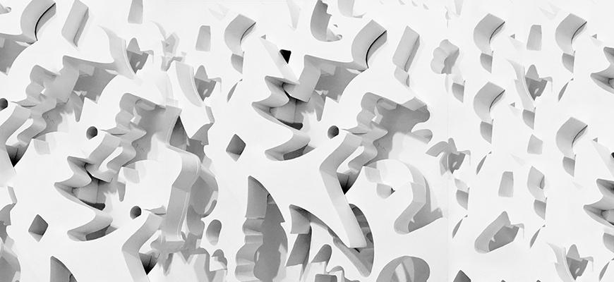 Un escultural recorrido nos ofrece Salvador Guida a través de la exposición Empty Places
