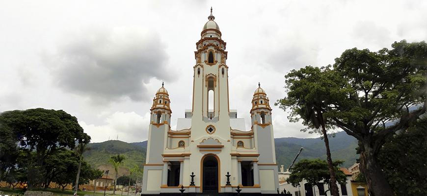 Monumentos Clásicos de Caracas: El Panteón Nacional