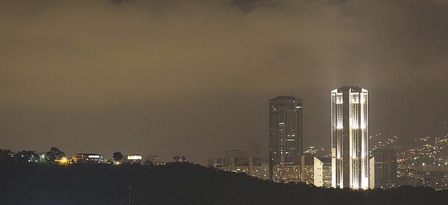 Caracas en un cuento