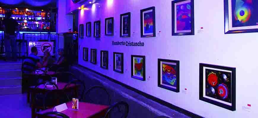 Una exposición en 2 tiempos nos da la bienvenida en El Rincón del Abuelo