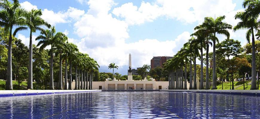 Paseo Los Próceres, joya arquitectónica
