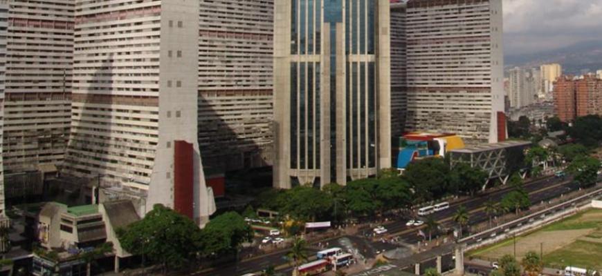Torres de Parque Central
