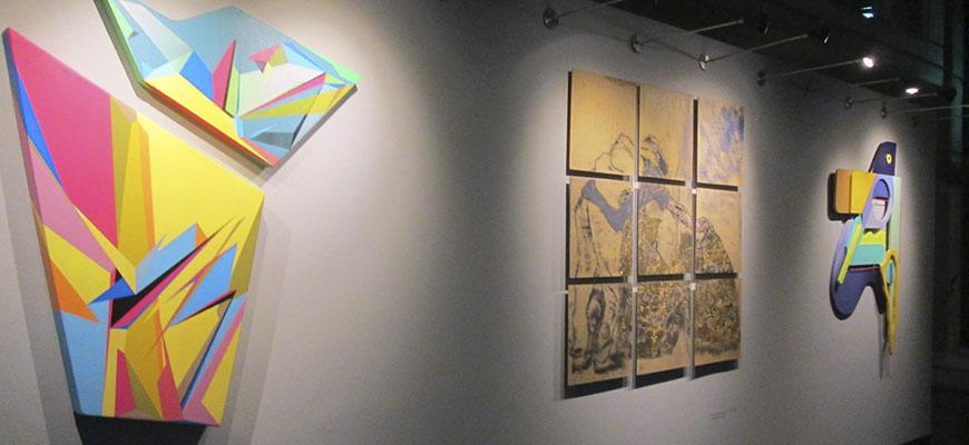 Estéticas Urbanas en La Galería CAF