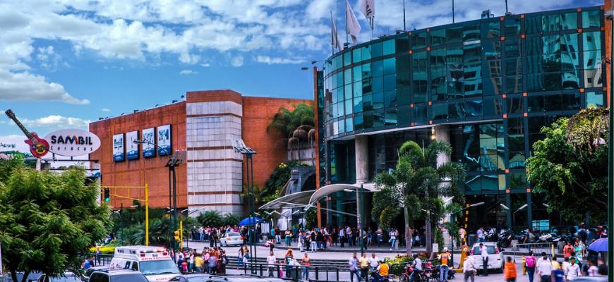 Sambil Caracas el lugar de encuentro y entretenimiento desde 1998