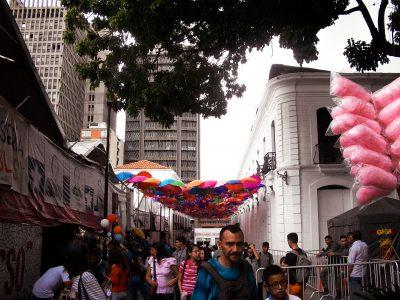 paraguas Pasaje Linares