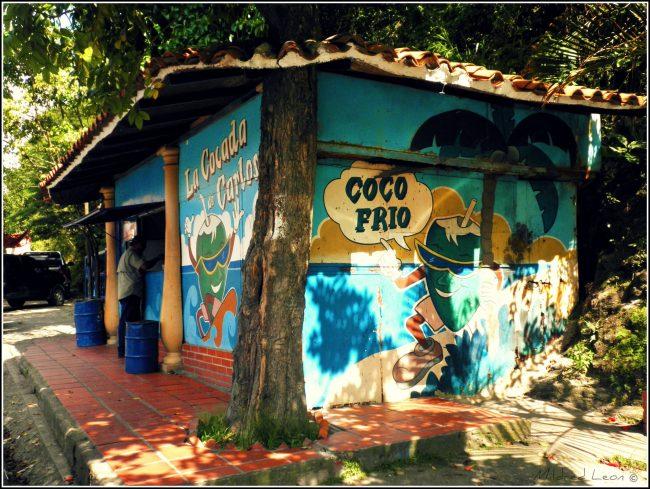 lugares de cocadas en Caracas