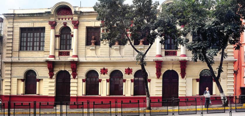 """Escuela Superior de Música """"José Ángel Lamas"""""""