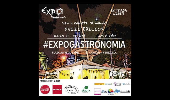 ExpoGastronomía